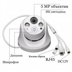 ST-IP870-XM-5M-W-S-A