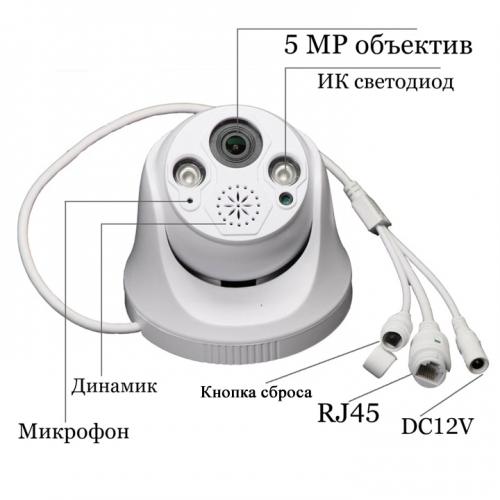 ST-IP870-XM-5M-W-S-A-2.8
